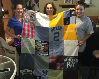 Keepsake T-Shirt Blanket Size Small Blanket (Lap Blanket)