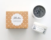 Double Jar Gift Set - Handmade Body Polish or Body Mousse - Choose from 6 Messages