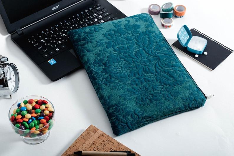 sale retailer 9719f 2094d Teal MacBook 13 sleeve, MacBook Air Pro 13 Sleeve, Mac Pro 13 Retina  sleeve, Mac 15 Retina case, Mac Air 11 case, Mac 12 case, iPad Pro case