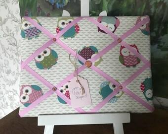 Mini owl board