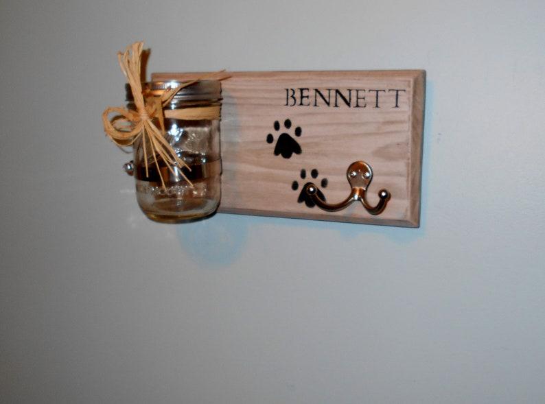 Dog Signs Dog Gift Idea Personalized Dog Dog Birthday Dog Home Decor Dog Bag Bag Holder, Dog Lover Gift Dog Accessory
