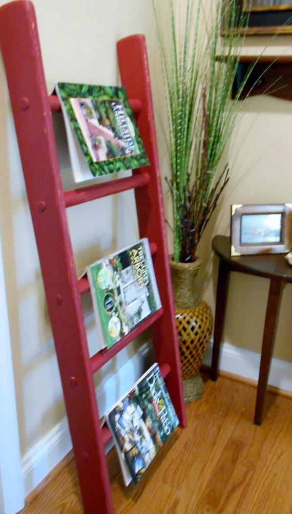 4ft Decorative Ladder Blanket Ladder Decorative Ladder Ladder Etsy