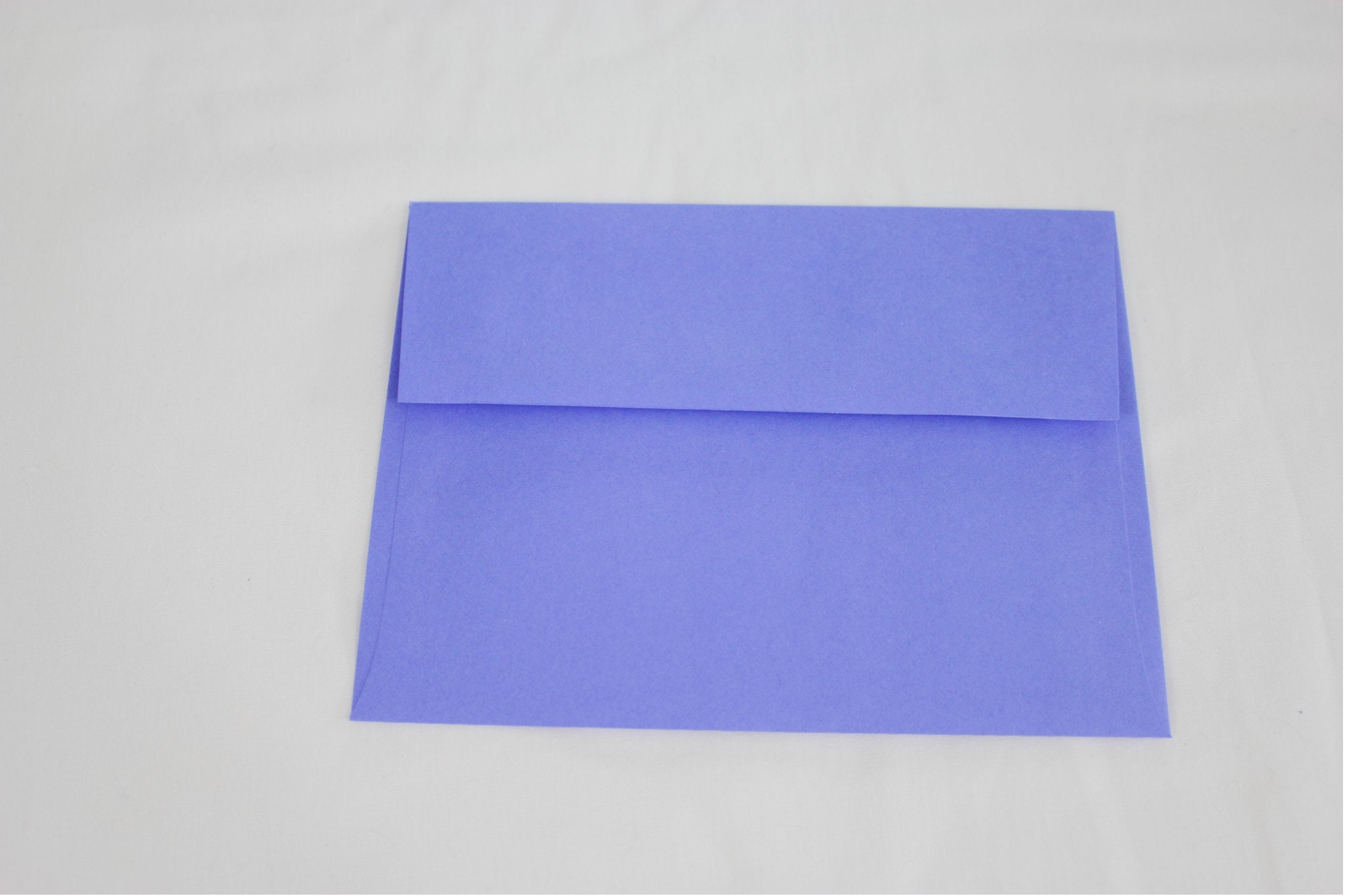 50 Violet Purple 5x7 Invitation Envelopes Set Of 50 Size A7 5 1 4 X 7 1 4