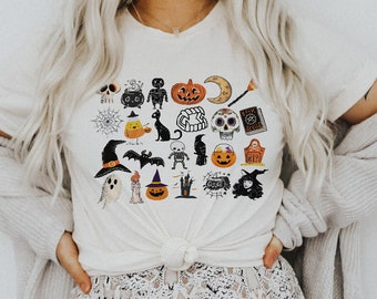 It's the Little Things | Happy Halloween | UNISEX Relaxed Jersey T-Shirt
