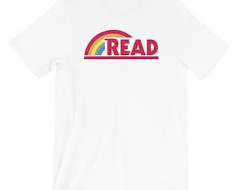 237dc4da Reading t shirt | Etsy