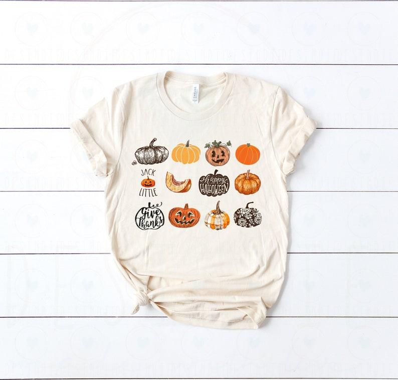 Its the Little Things  Fall Harvest Pumpkins Jack O Lantern image 1