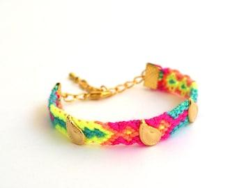 Tear Drop Friendship Bracelet