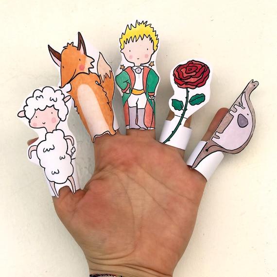 Slikovni rezultat za little prince puppets