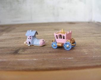 Dollshouse tiny painted toys