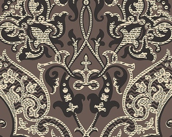 The Dowager Countess -  Downton Abbey- Andover Fabrics