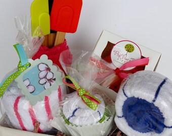 Housewarming Gift Basket, Wedding Gift Basket, Mother's Day Gift