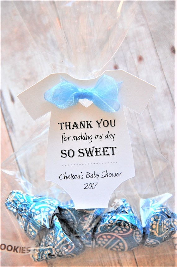 10 Tags Thank You For Making My Day So Sweet Baby Shower