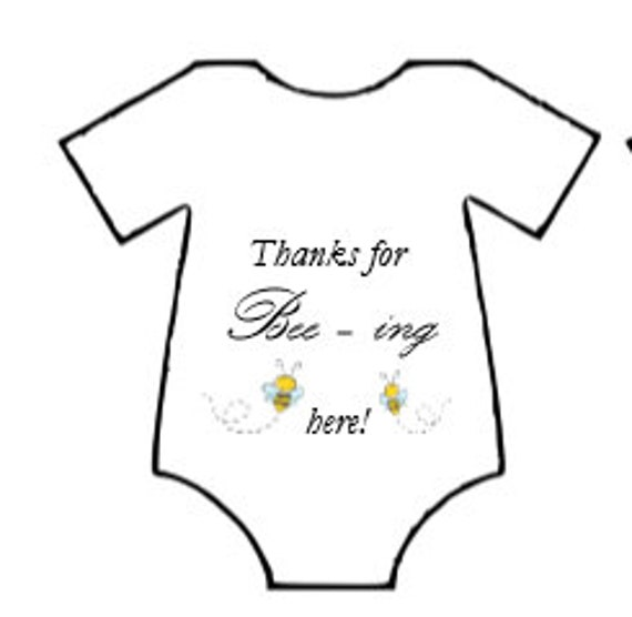 It is an image of Printable Baby Gift Tags throughout bridal shower