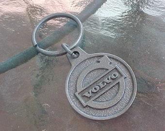 Volvo Schweden Leder Schlüsselanhänger Schlüsselring Porte-Clés C30 V70 Xc90