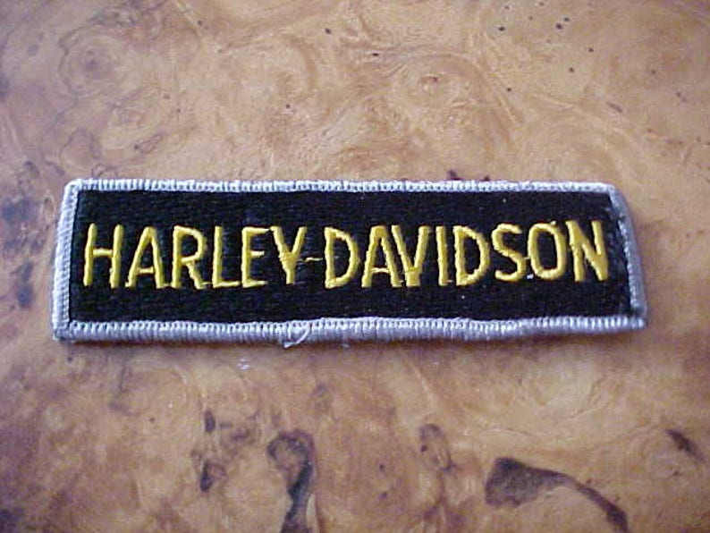 new old stock 1970/'s,no border chrysler  VINTAGE  patch