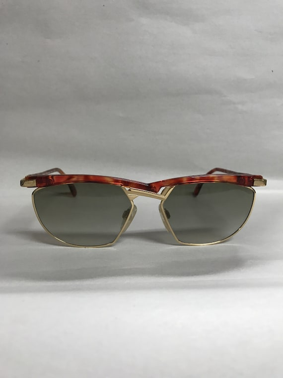 Cazal Vintage sunglasses tortoise or purple gold