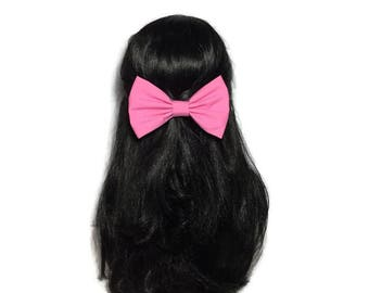 Bubble Gum Hair Bow