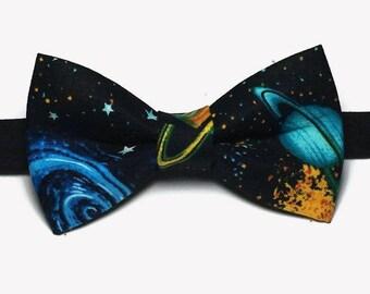 Galaxy Bow Tie