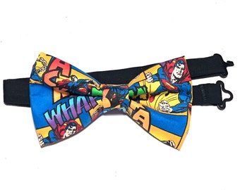 Superman Bow Tie