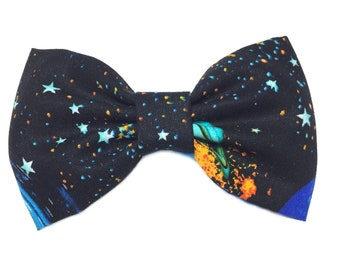 Galaxy Hair Bow