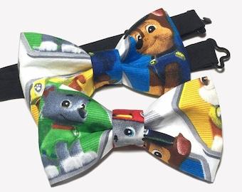 Paw Patrol Bow Tie