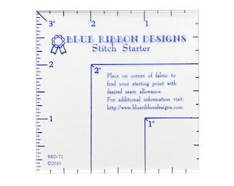 Stitch Starter Ruler