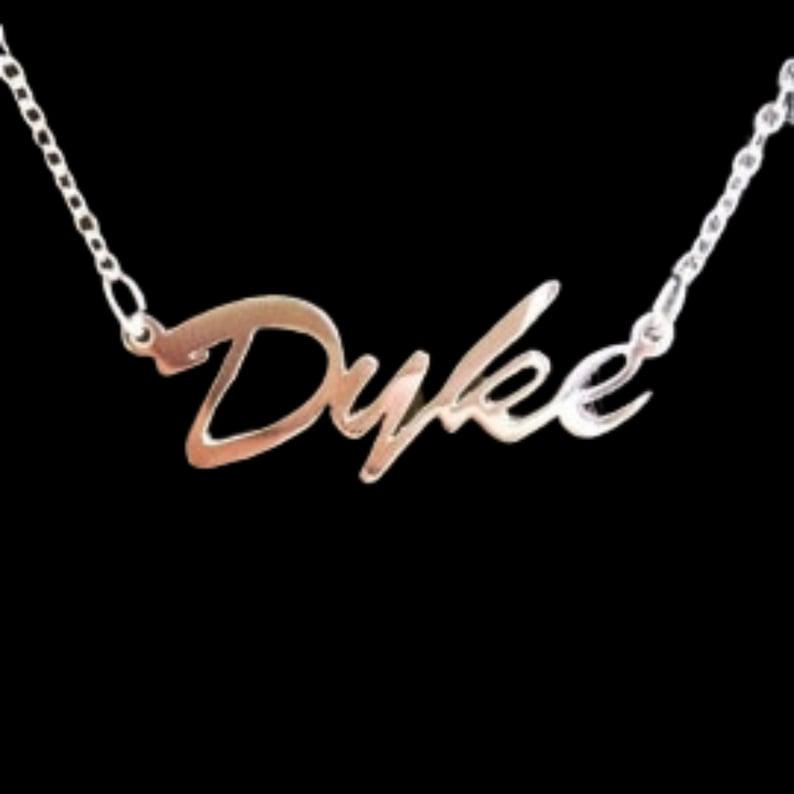 16 'Dyke' necklace image 0