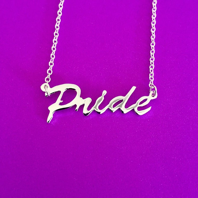 16 'Pride' necklace image 0
