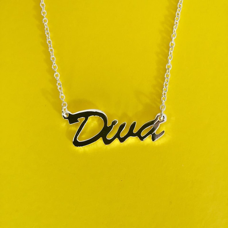 16 'Diva' necklace HALF PRICE image 0