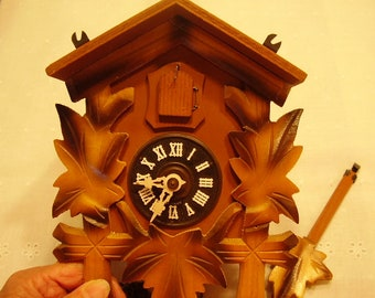 COO COO CLOCK/Repair/Parts/Fairy House/Birdhouse/Craft supply