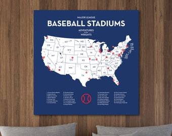 Ballpark Quest Etsy