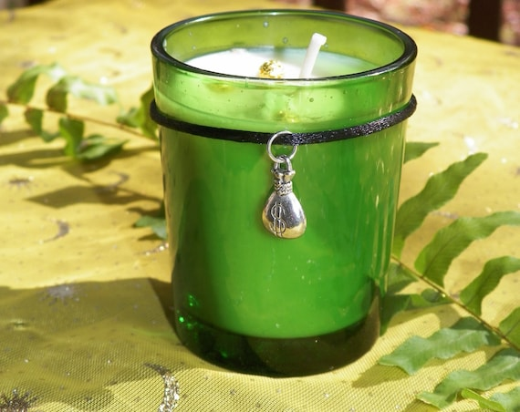 Custom Soy Ritual Candle Choose Your Intention Made To Order OOAK