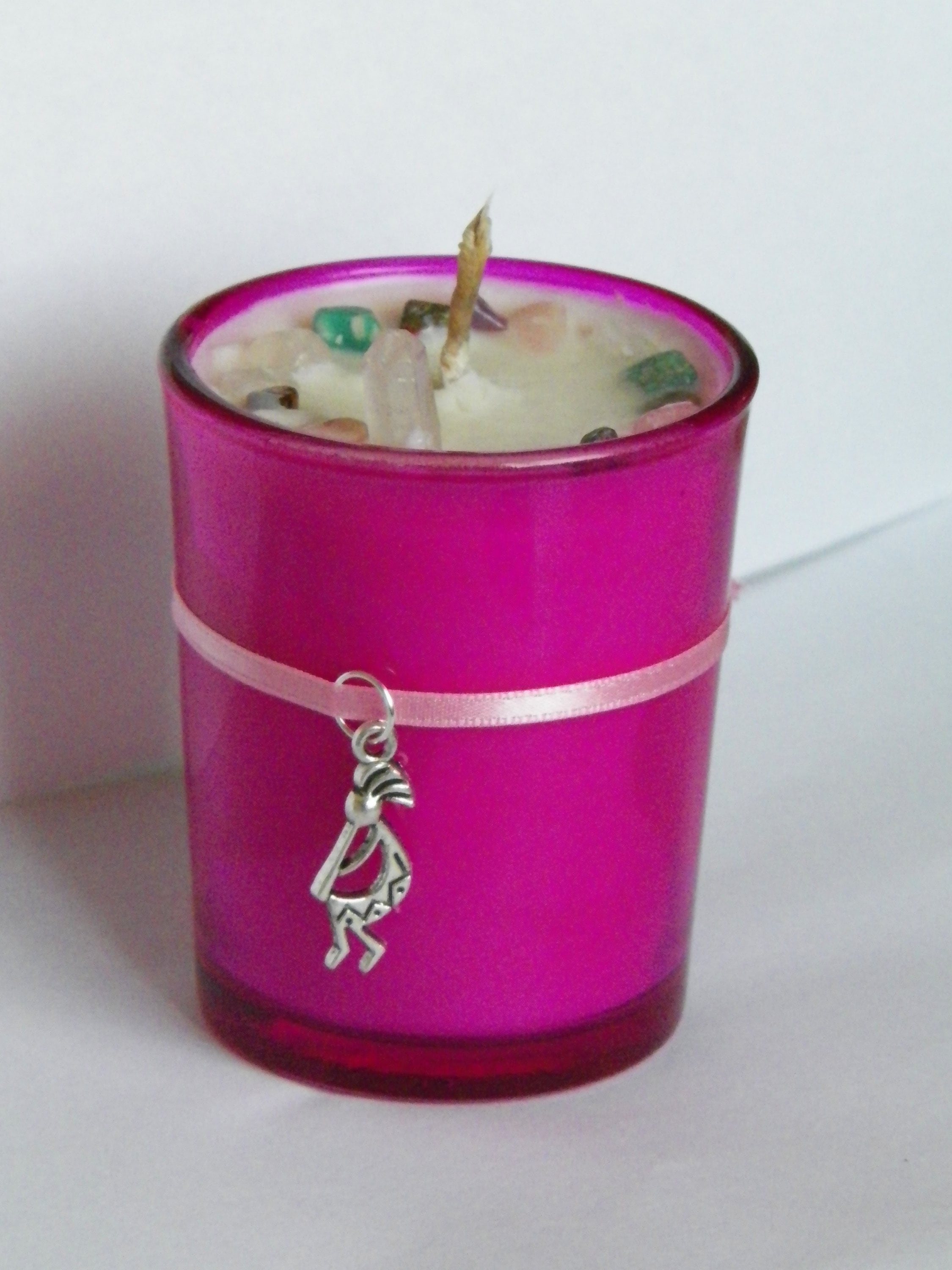 Fertility Ritual Candle Soy Hand Made Pregnancy Conception Ritual
