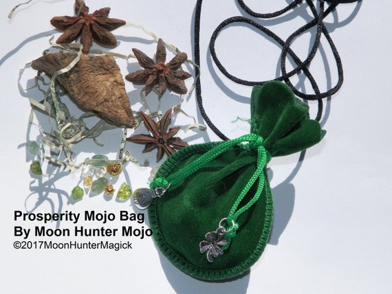 Custom Mojo Bag Choose Your Intention Made To Order OOAK