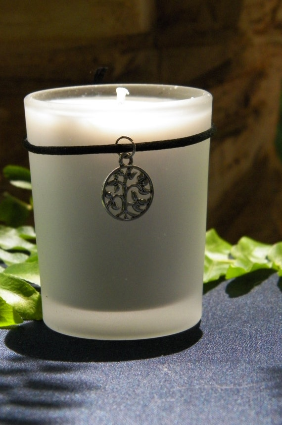 Spirit Calling Candle Soy Hand Made Candle Ouija Fairy Magick Samhain Candle