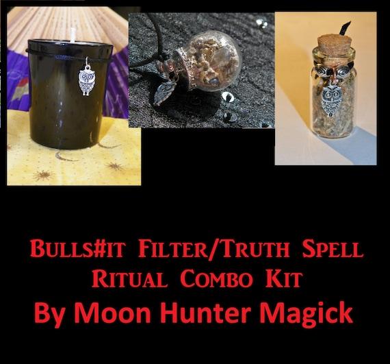 Truth Ritual Combo Kit Bulls#!t Filter© Truth Kit