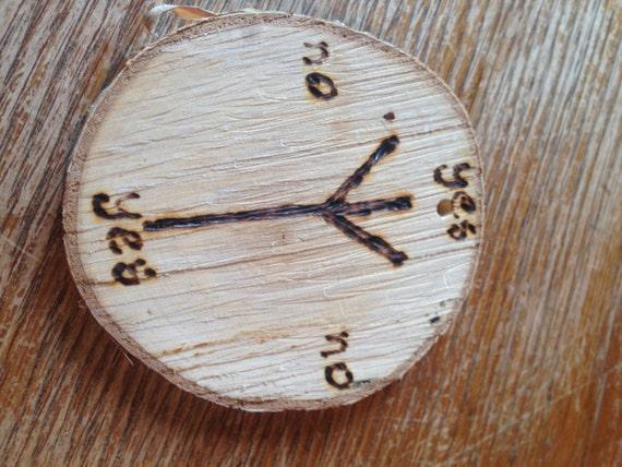 Pendulum Board Travel Size Rune