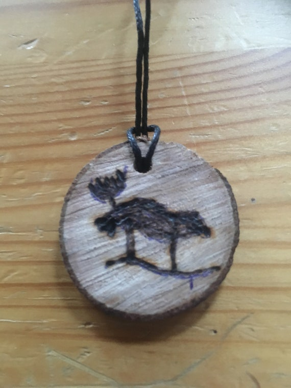 Elk Shaman Necklace