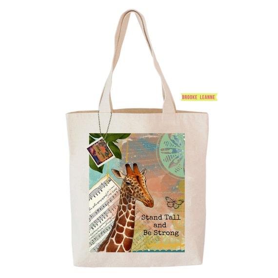 Poo Emoji Poop Shopping Bag with Handle// Tote Bag Collectible Stocking Filler