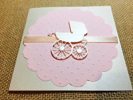 10 Baby Carriage Baby Shower Invitations Thank You Cards Etsy