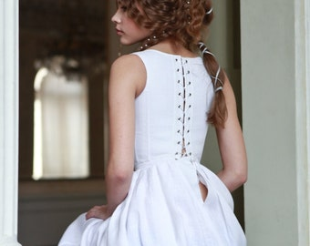 8acf3d556 Medieval Boned Corset and Skirt