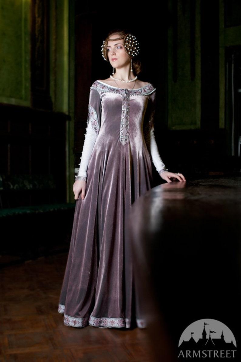 18% OFF Custom Renaissance Dress Lady Rowena image 0