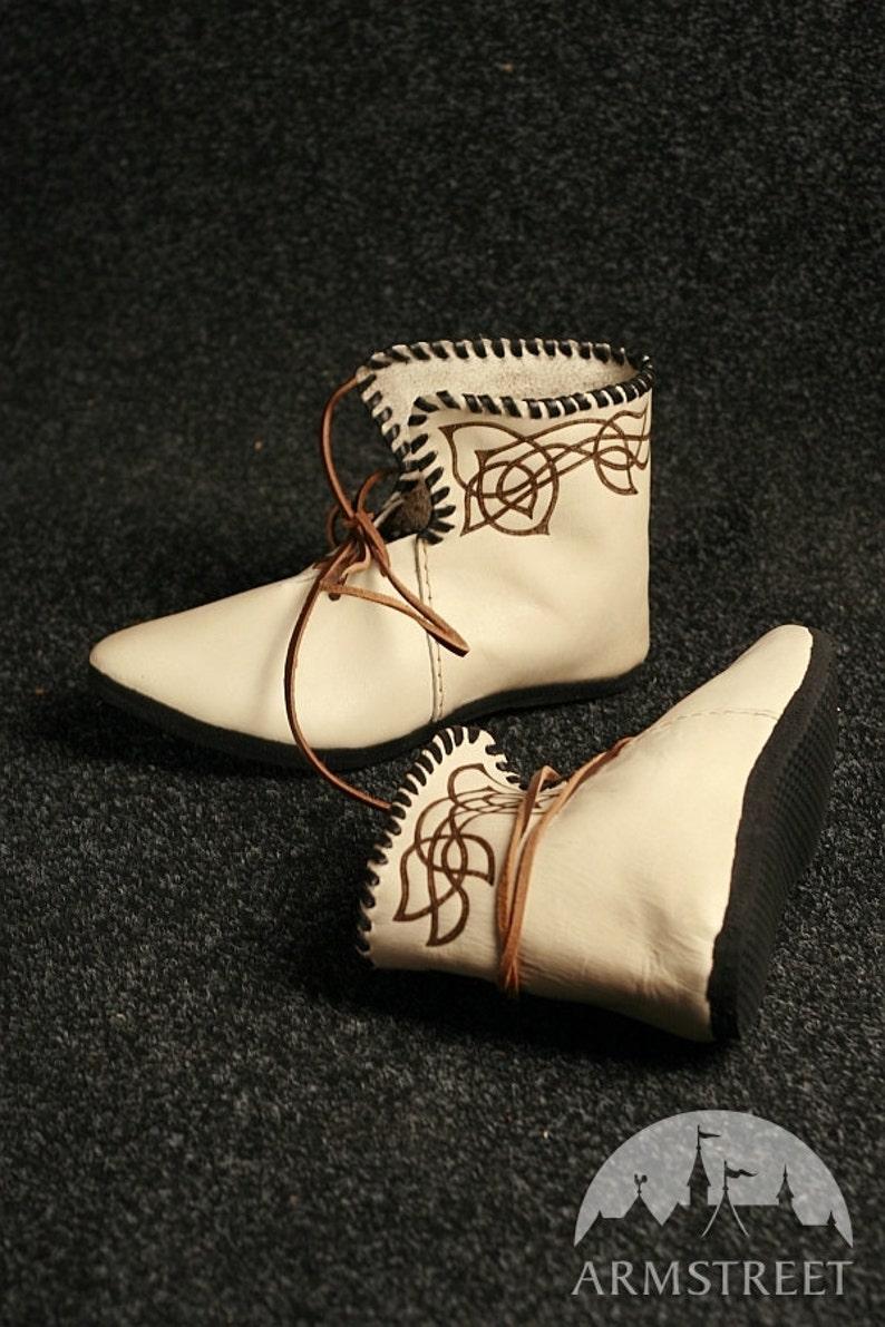 d4d1de5c65e6c 14% DISCOUNT! Medieval Mens Boots; Celtic Shoes; Men's shoes; Women's boots