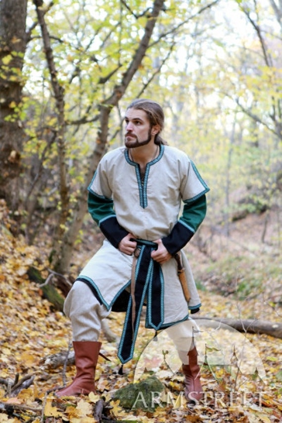 15% DISCOUNT! Classic Mens Shirt; medieval long sleeve shirt; medieval tunic; mens tunic vYIrvNr