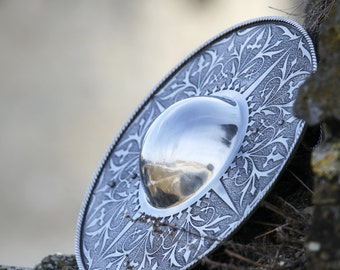 Buckler Shield; Medieval Fighting Buckler; Steel Buckler