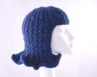 Pattern  Wavy Hat Wig 722ff7401ea