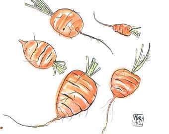 Paris Carrot Delight