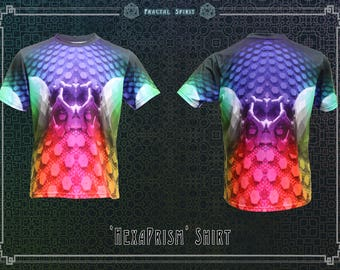 Shirt - 'HexaPrism'