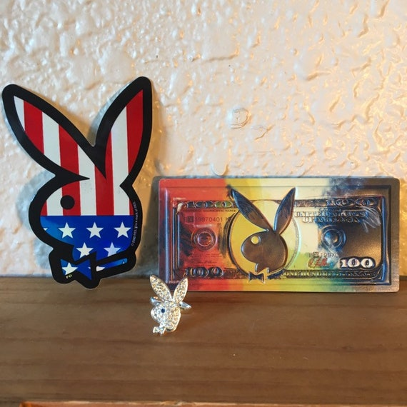 Vtg Playboy Bunny Collection // Playboy Ring // Pl