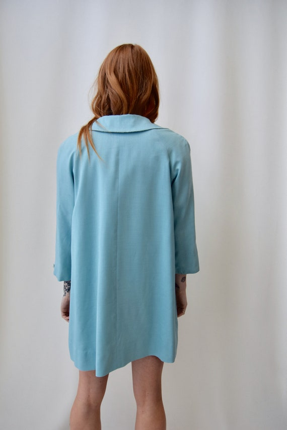 Vintage 1960s Sheath Dress and Jacket Set - image 4